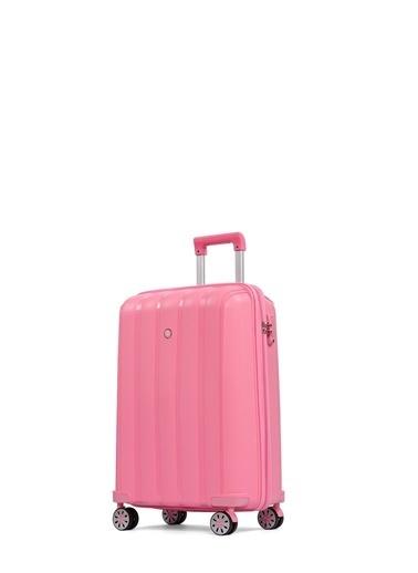 Cengiz Pakel Valiz Pembe